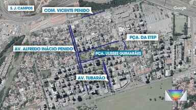 São José dos Campos vai implantar 1200 novas vagas de zona azul na cidade - Uma nova empresa venceu a licitação para prestar o serviço