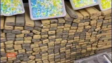 Polícia de SP apreende mais de 55 toneladas de drogas durante isolamento social - Foram apreendidas 48 toneladas só de maconha.