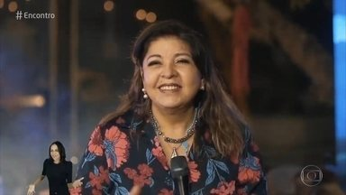 Roberta Miranda canta 'Meu Dengo' - Confira