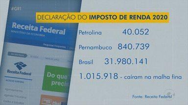 Brasileiros que caíram na malha fina podem regularizar situação pela internet - Mais de um milhão de brasileiros que caíram na malha fina.