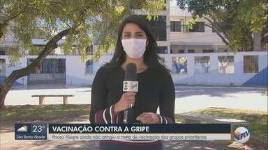 Campanha de vacinação contra a gripe é prorrogada em Pouso Alegre (MG) - Campanha de vacinação contra a gripe é prorrogada em Pouso Alegre (MG)