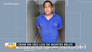 Homem é assassinado em São Luís de Montes Belos - undefined