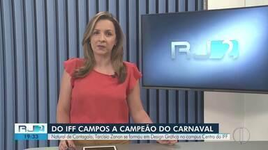 Veja a íntegra do RJ2 desta quinta-feira, 27/02/2020 - O RJ2 traz as principais notícias do interior do Rio.