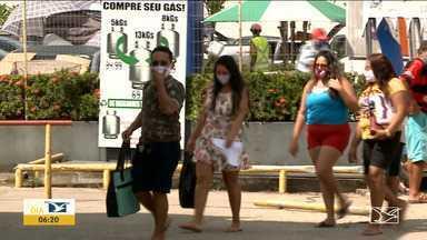 Bairro de São Luís registra 370 casos do novo coronavírus - Turu é o bairro que, atualmente, está no topo da lista daqueles com mais registros do novo coronavírus (Covid-19).