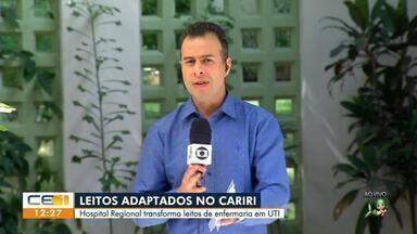 As notícias do Cariri - Saiba mais no g1.com.br/ce