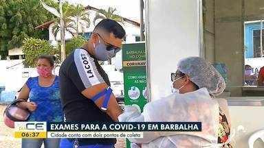 As notícias do coronavírus na Região Sul do Ceará - Saiba mais em g1.com.br/ce