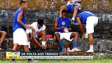 As notícias do esporte com Juscelino Filho - Saiba mais em g1.com.br/ce