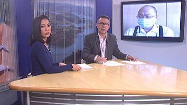 HC de Suzano passará a atender pacientes com Covid-19 nesta quinta, afirma Secretaria - Coordenador de regiões de saúde, Osmar Mikio Moriwak, explica como será o atendimento e esclarece dúvidas sobre a abertura dos leitos.