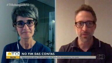 No Fim das Contas: empresa de seguros oferece 10 mil vagas em todo o Brasil - No Fim das Contas: empresa de seguros oferece 10 mil vagas em todo o Brasil