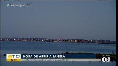 Veja imagens do céu de Palmas nesta sexta-feira (10) - Veja imagens do céu de Palmas nesta sexta-feira (10)