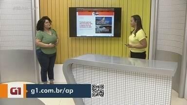 Portal G1 Amapá fala do aumento na produção agrícola e como identificar golpes na web - Portal G1 Amapá fala do aumento na produção agrícola no AP e como identificar golpes na web