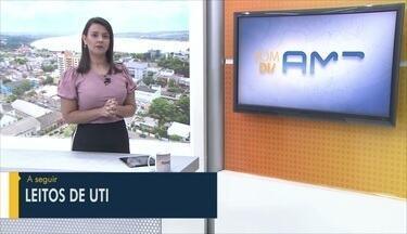 Veja a íntegra do BDA desta quinta-feira, 18 de junho. - Entre os destaques estão a situação dos leitos no estado de Rondônia e a fiscalização no transporte público que volta a circular pela cidade.