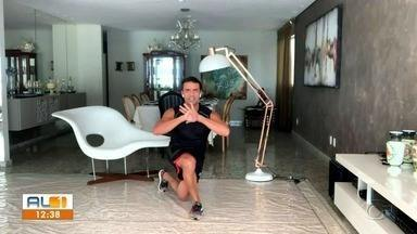 Personal traz dicas de atividades físicas para as pernas e abdômen - Confira no vídeo do personal Marcos Soares.