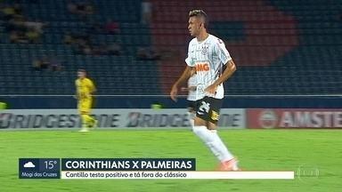 Corinthians: Cantillo é diagnosticado com covid-19 e está fora do Derby; Yoni de saída - Corinthians: Cantillo é diagnosticado com covid-19 e está fora do Derby; Yoni de saída