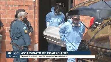 Empresária de Corumbá foi morta por ex-funcionário - Empresária de Corumbá foi morta por ex-funcionário