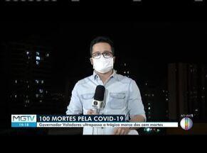 Covid-19: Governador Valadares ultrapassa 100 mortes pela doença - Sete mortes foram registradas no boletim epidemiológico desta quarta-feira (15).