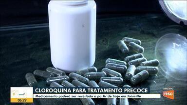 Tratamento preventivo contra Covid-19 poderá ser receitado em Joinville - Tratamento preventivo contra Covid-19 poderá ser receitado em Joinville