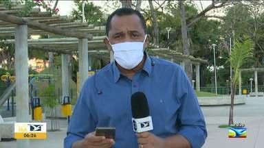 Confira os casos do novo coronavírus em Balsas - Repórter Gil Santos traz na manhã desta sexta-feira (17) mais informações sobre o avanço do novo coronavírus no município.