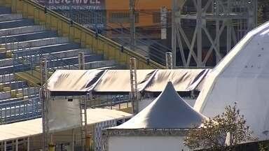 Ituano reestreia no Paulistão contra a Ferroviária no Canindé - O Ituano reestreia no Campeonato Paulista na quarta-feira (22), às 16h30, contra a Ferroviária. Como Itu (SP) está na fase laranja do Plano São Paulo, o jogo será no Canindé.