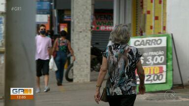 Turma da melhor idade continua saindo de casa em Petrolina - O problema é que muitos vovôs e vovós são teimosos.