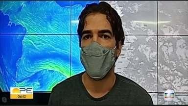 Meteorologista da Apac explica ventania forte na Região Metropolitana do Recife - Thiago do Vale fala o que causa todos esses ventos na região.
