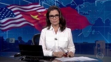 EUA acusam hackers de tentar roubar informações sobre vacinas a mando do governo chinês - Na semana passada, os governos americano, britânico e canadense fizeram uma acusação parecida contra hackers supostamente ligados ao governo russo.