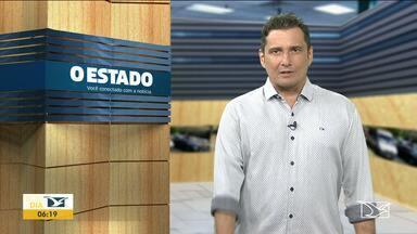Veja as manchetes do jornal 'O Estado do Maranhão' - Diretor de Redação do Jornal O Estado, Clóvis Cabalau, apresenta as principais notícias na manhã desta quarta-feira (22).