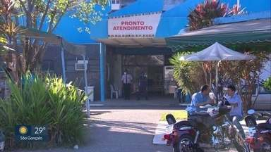 Funcionários do hospital de Saracuruna ainda não receberam salários atrasados - Estado diz que está acionando a Justiça para depositar os salários direto na conta dos funcionários, sem passar pela conta da O.S Iabas.