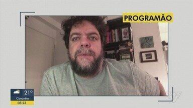 Live fala sobre documentários - Professor deu mais detalhes.