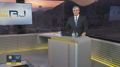 Bom Dia Rio - Edição de quinta-feira, 23/07/2020 - As primeiras notícias do Rio de Janeiro, apresentadas por Flávio Fachel, com prestação de serviço, boletins de trânsito e previsão do tempo.