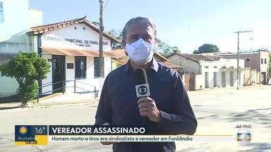 Vereador de Funilândia é encontrado morto - Corpo de vereador foi encontrado em Belo Horizonte nessa quinta-feira (23).