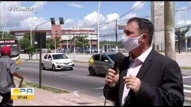 Sindicato dos rodoviários denuncia falta de limpeza nos coletivos - Higienização dos ônibus.
