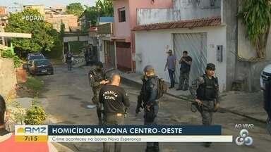 Duplo homicídio é registrado na zona Centro-Oeste de Manaus - Grupo armado invadiu casa.