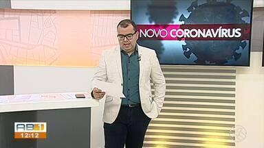 Secretaria confirma casos de Covid-19 em Manari; município era o único livre da doença - Segundo o Secretário de Saúde, André Longo, o pico da doença em Pernambuco já passou, mas há risco de uma segunda onda.