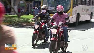 Especialista explica normas de trânsito para motociclistas - Respeitar as regras diminui as chances de acontecer acidentes.