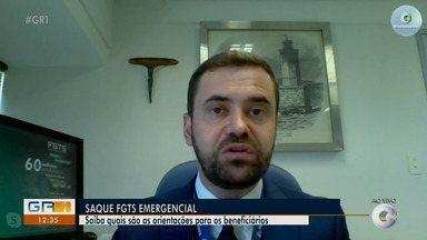 Segunda inicia calendário de retirada do auxílio emergencial para quem tem Bolsa Família - Por isso, já é esperada uma nova romaria às agências da caixa econômica federal.