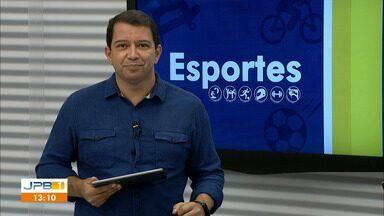 Confira as notícias do esporte no JPB1 desta sexta-feira (24.07.20) - Kako Marques deixa o torcedor paraibano bem informado.