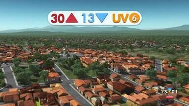 Confira a previsão do tempo para este sábado no Vale do Paraíba e região bragantina - Sol continua forte, e a previsão é de temperaturas altas