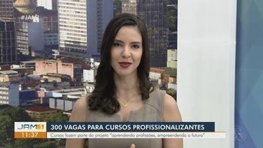 Cerca de 950 produtos são apreendidos em Manaus - Mercadorias estavam em 6 malas e foram retiradas por suspeita de descaminho.