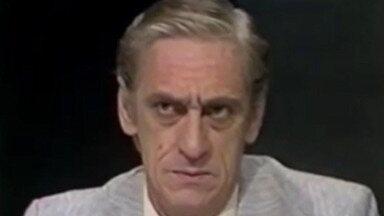 """Ator Turíbio Ruiz, nascido em Poá, morre aos 89 anos - Turíbio participou de diversas novelas da TV Globo. O último trabalho foi em 2010 na novela """"Araguaia"""", com o personagem Ruriá."""