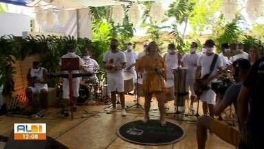 Live solidária agita fim de semana em Maceió - Em parceria com a TV Gazeta, artistas fazem show.
