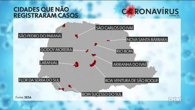 Dos 399 municípios do Paraná, apenas 10 não têm casos confirmados - Depois de se multiplicar pela capital e por cidades grandes, agora o coronavírus atinge quem vive em lugares menores.