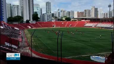 Quatro times vão disputar duas vagas nas semifinais do Pernambucano - Sem a presença da torcida e com outras medidas de prevenção contra a Covid-19.