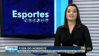 Botafogo disputa quartas de final contra o Bahia pela Copa do Nordeste, neste domingo (26) - Quem vencer passa de fase
