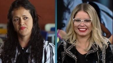 Professora revela que foi a primeira pessoa a incentivar Marília Mendonça a cantar - A cantora revela que não era uma aluna muito aplicada nos estudos.
