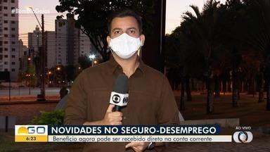 Seguro-desemprego deve ser recebido direto na conta corrente, em Goiás - Confira novidades.