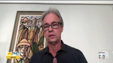 Educador e escritor Mozart Neves comenta PEC do novo Fundeb - Ele também fala sobre a medida provisória que desobriga creches, escolas e instituições de ensino superior a cumprirem mínimod e dias letivos.