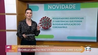 Cientistas identificam medicamentos que podem ajudar no combate ao coronavírus - Pesquisas indicam que 56% das empresas pretendem seguir com as mudanças adotadas durante a pandemia como home office