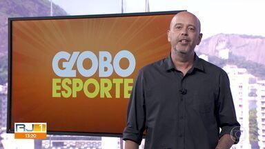Veja o bloco do Globo Esporte no RJ1 desta segunda-feira, 27/07/2020 - Veja o bloco do Globo Esporte no RJ1 desta segunda-feira, 27/07/2020