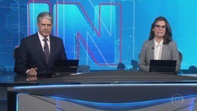 Jornal Nacional, Íntegra 27/07/2020 - As principais notícias do Brasil e do mundo, com apresentação de William Bonner e Renata Vasconcellos.